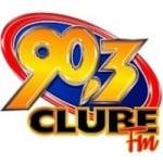 Logo da emissora Rádio Clube Cidade 90.3 FM