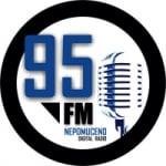 Logo da emissora Rádio 95.9 FM
