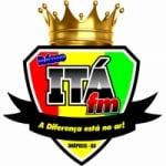 Logo da emissora Rádio Itá Fm