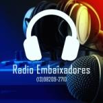 Logo da emissora Rádio Embaixadores