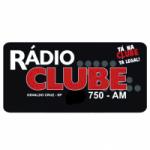 Logo da emissora Rádio Clube 750 AM