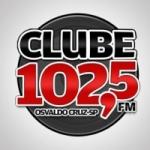 Logo da emissora Rádio Clube 102.5 FM