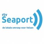 Logo da emissora Seaport FM 107.8