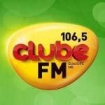 Logo da emissora Rádio Clube de Guaxupé 1430 AM
