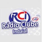 Logo da emissora Rádio Clube de Indaial 101.1 FM