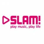 Logo da emissora Slam 93.1 FM