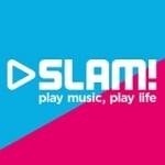 Logo da emissora Slam! 95.3 FM