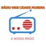 Logo da emissora Rádio Web Cidade Morena