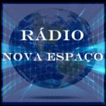 Logo da emissora Rádio Nova Espaço