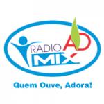 Logo da emissora Rádio AD Mix Gospel