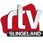 Logo da emissora Slingeland 105 FM
