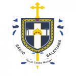 Logo da emissora Rádio Saletiana