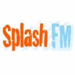 Logo da emissora Splash FM