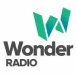 Logo da emissora Wonder Radio