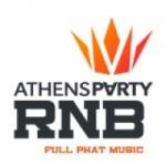Logo da emissora Athenas Party RNB