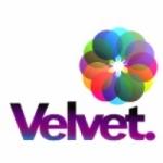 Logo da emissora Velvet FM