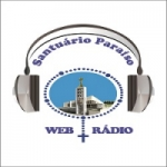 Logo da emissora Rádio Santuário Paraíso