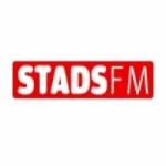 Logo da emissora Stads FM 106.8