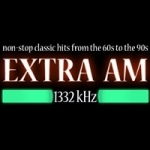 Logo da emissora Extra 1332 AM