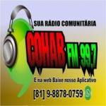Logo da emissora Rádio Cohab FM