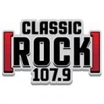 Logo da emissora Radio CHUC Classic Rock 107.9 FM