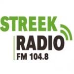 Logo da emissora Streek Radio 106.1 FM