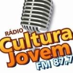 Logo da emissora Rádio Cultura Jovem FM