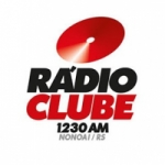 Logo da emissora Rádio Clube 1230 AM