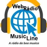Logo da emissora Web Music Line