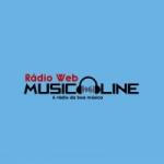 Logo da emissora Rádio Web Music Line
