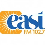 Logo da emissora Radio CJRK East 102.7 FM