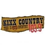 Logo da emissora Kixx Country CHVO 103.9 FM