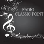Logo da emissora Rádio Classic Point