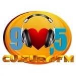 Logo da emissora Rádio Cultura 90.5 FM