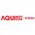 Logo da emissora Rádio Aqui Notícias