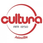 Logo da emissora Rádio Cultura 1250 AM