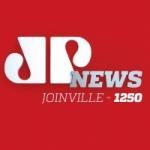 Logo da emissora Rádio Jovem Pan News 1250 AM