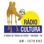 Logo da emissora Rádio Cultura 1570 AM