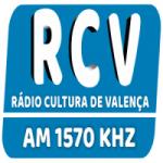 Logo da emissora Radio Cultura de Valença 1570 AM