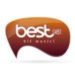 Logo da emissora Radio Best 98.6
