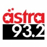 Logo da emissora Radio Astra 93.2 FM