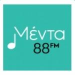 Logo da emissora Radio Menta 88 FM