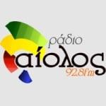 Logo da emissora Radio Aeolos 92.8 FM