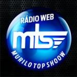 Logo da emissora Rádio e Tv Murilo Top Shoow