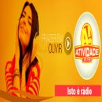 Logo da emissora Rádio Atividade