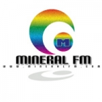 Logo da emissora Rádio Mineral FM