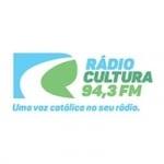 Logo da emissora Rádio Cultura 94.3 FM