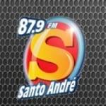 Logo da emissora Rádio Santo André 87.9 FM