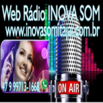 Logo da emissora Rádio Inova Som