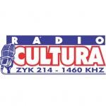 Logo da emissora Rádio Cultura 1460 AM